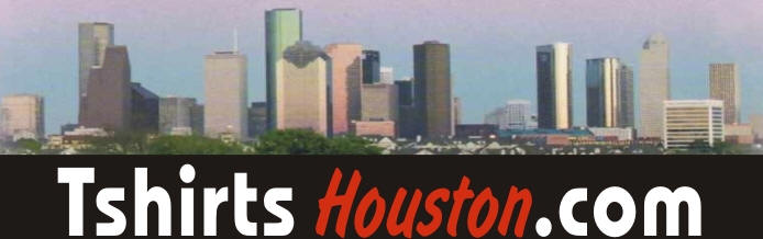 T-Shirts Houston Logo